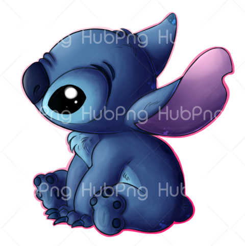 3d stitch png Transparent Background Image for Free