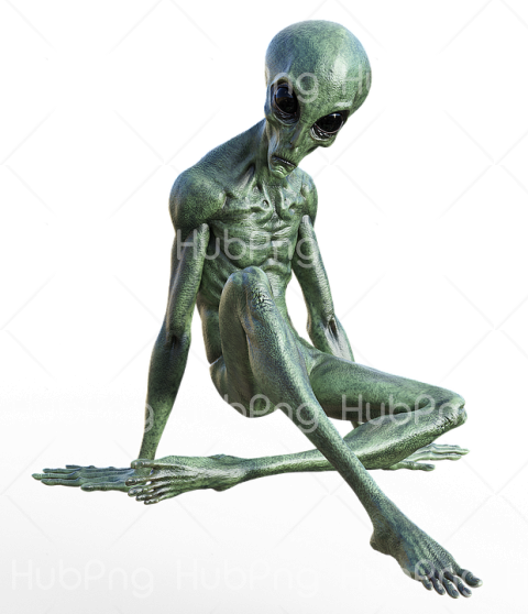 alien png 3D Transparent Background Image for Free
