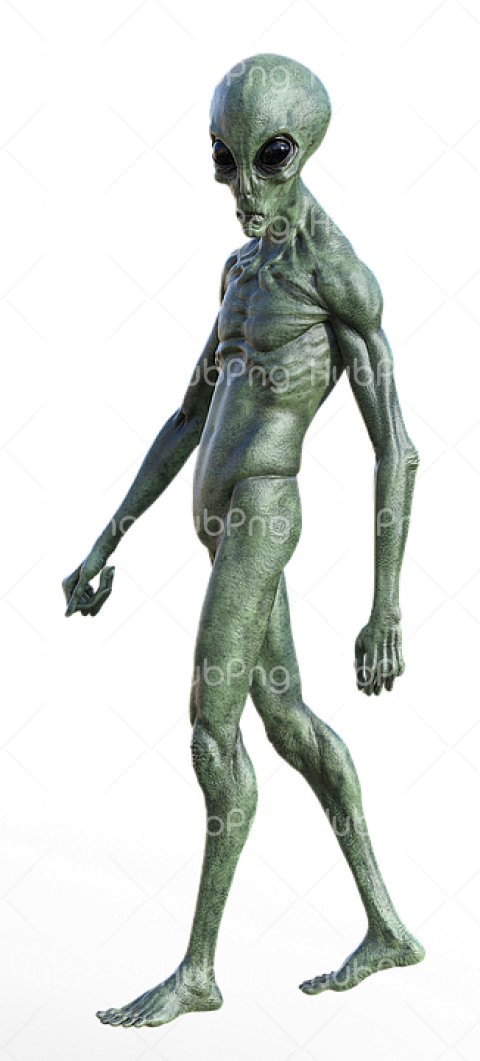 alien png 3d clipart Transparent Background Image for Free