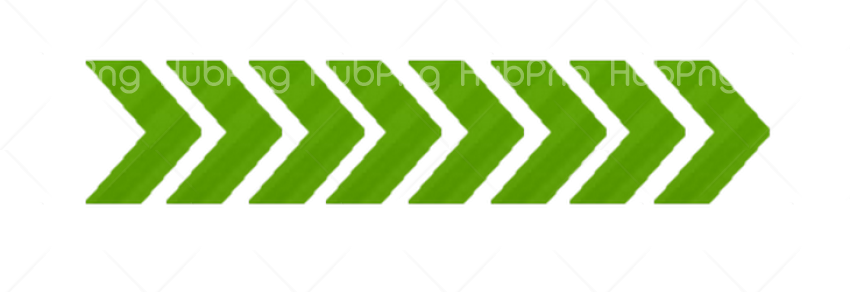 arrow green png image Transparent Background Image for Free