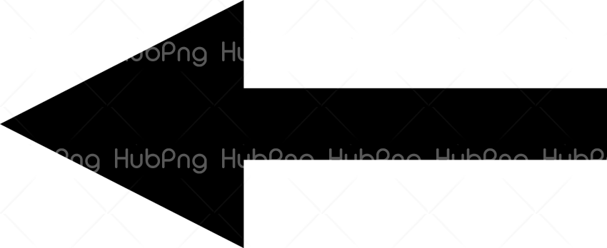 arrow png brand logo black and white triangle Transparent Background Image for Free
