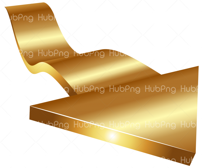 arrow png gold Transparent Background Image for Free