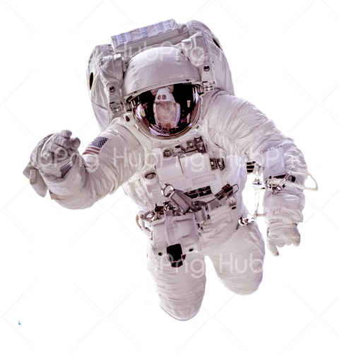 astronaut png hd real Transparent Background Image for Free