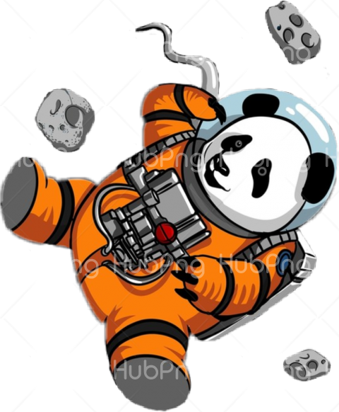 astronauta png cartoon hd Transparent Background Image for Free
