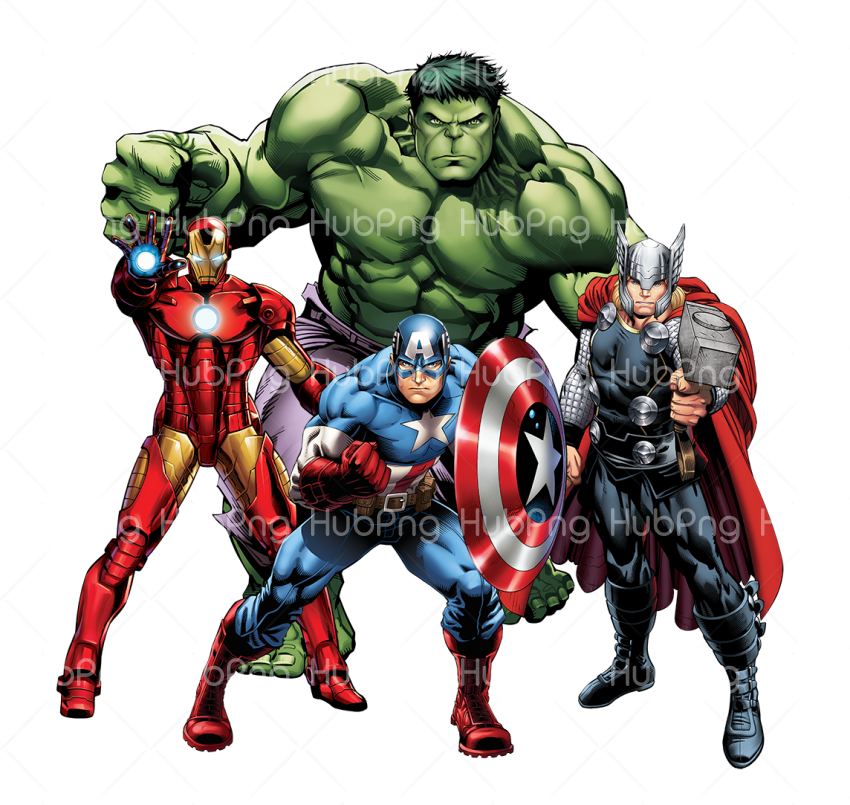 avengers Png Transparent Background Image for Free