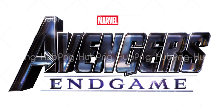 Avengers Png logo Transparent Background Image for Free