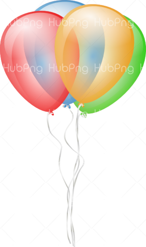 balloon png Transparent Background Image for Free