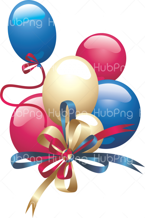 balloons png Transparent Background Image for Free
