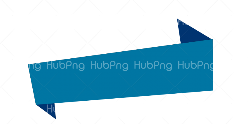 banner png hd blue Transparent Background Image for Free
