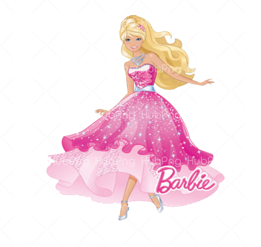 barbie png doll Transparent Background Image for Free