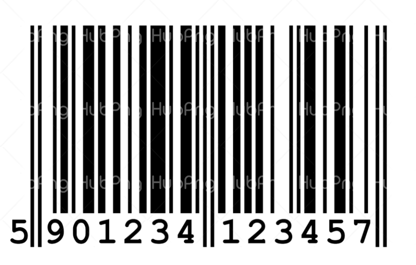 barcode photo png Transparent Background Image for Free