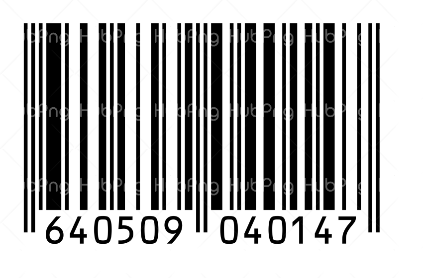 barcode png Transparent Background Image for Free