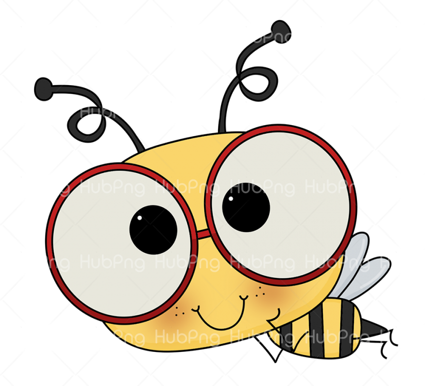 bee clipart Transparent Background Image for Free