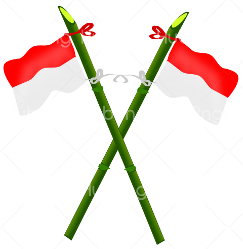 bendera indonesia png clipart vector hd Transparent Background Image for Free