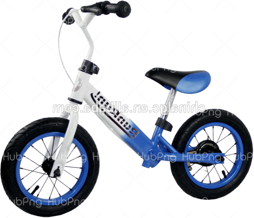 bike png blue bicyclette Transparent Background Image for Free