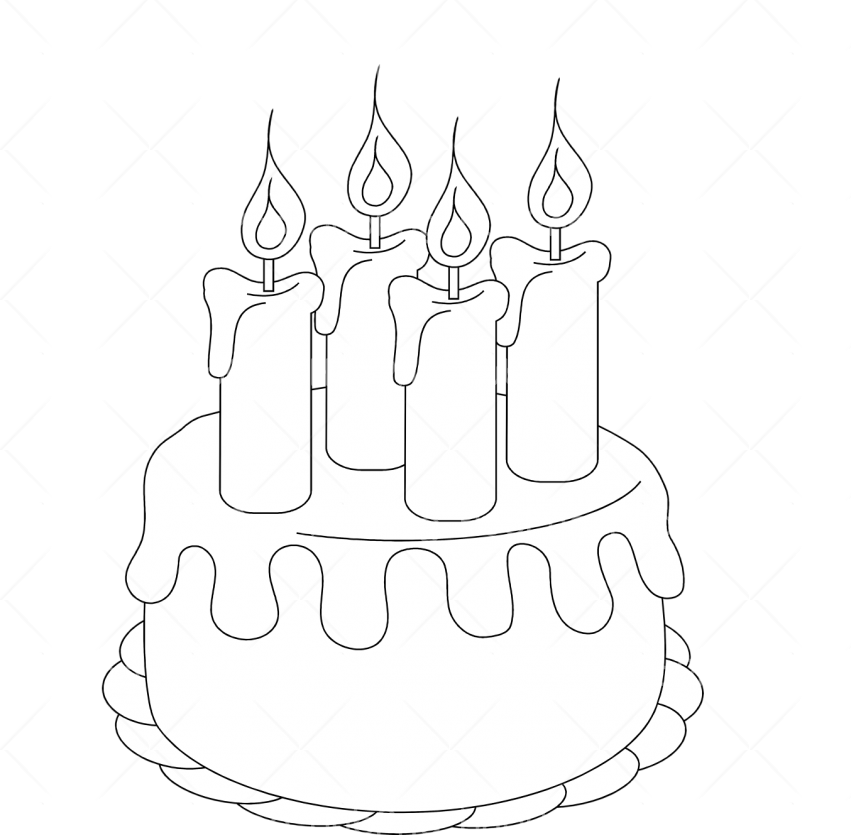 Download Birthday Cake Png Clipart Transparent Background Image For Free Download Hubpng Free Png Photos