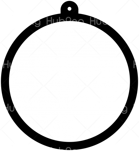 black and white circle png hd Transparent Background Image for Free