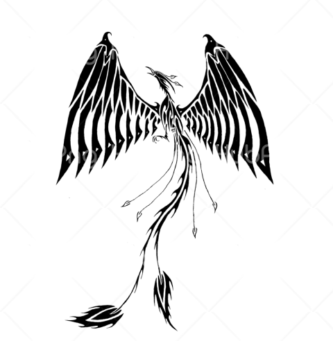black tattoo png Transparent Background Image for Free
