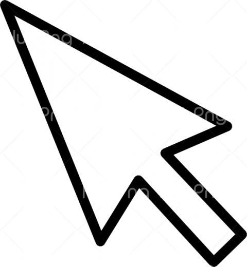 black up arrow png Transparent Background Image for Free