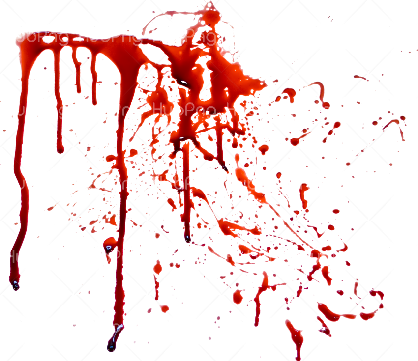 blood png for picsart hd Transparent Background Image for Free