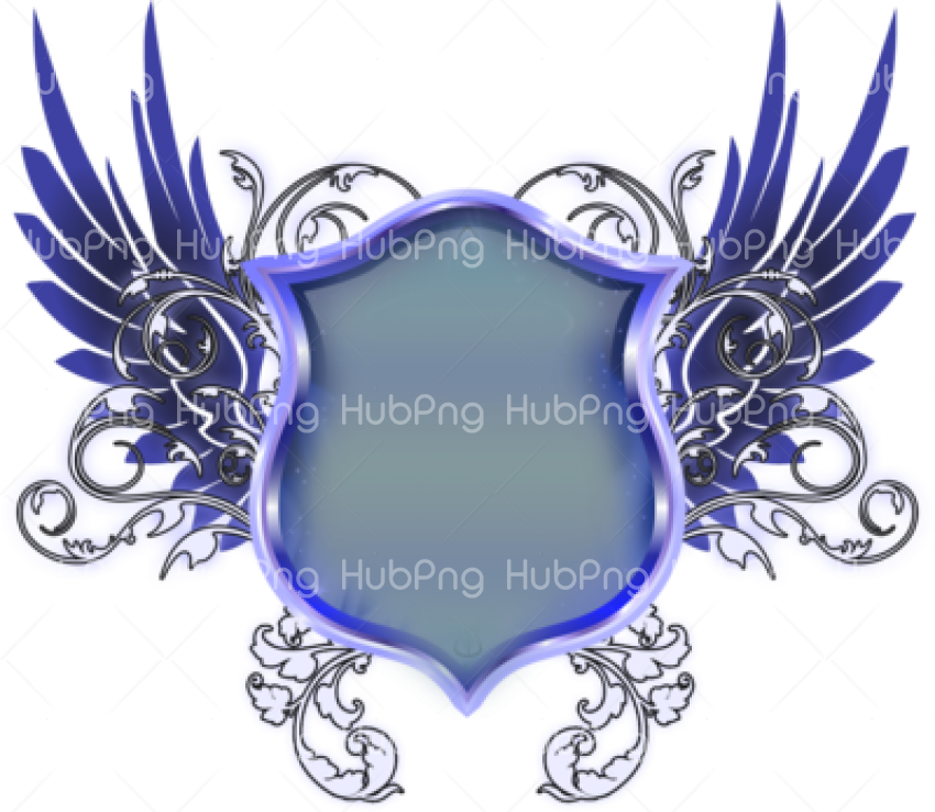 blue shield png clipart Transparent Background Image for Free