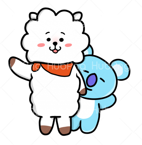 bt21 png clipart Transparent Background Image for Free