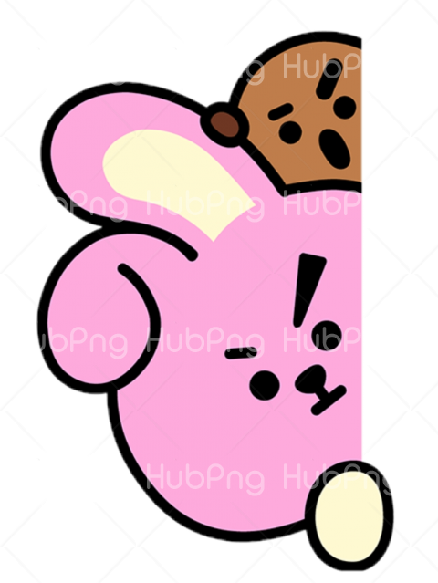 bt21 png hd Transparent Background Image for Free