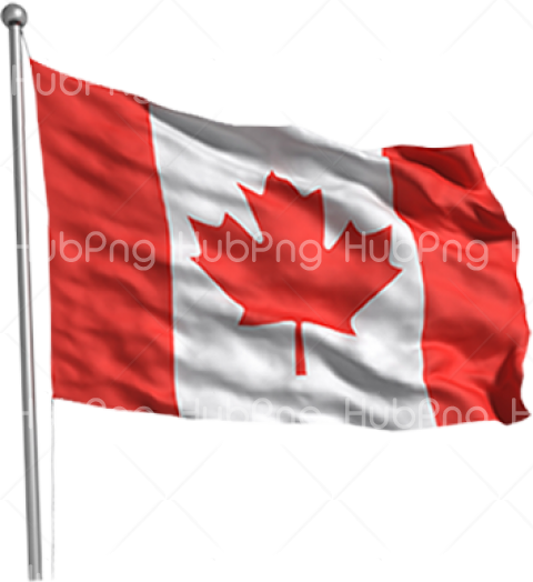 canada flag png Transparent Background Image for Free
