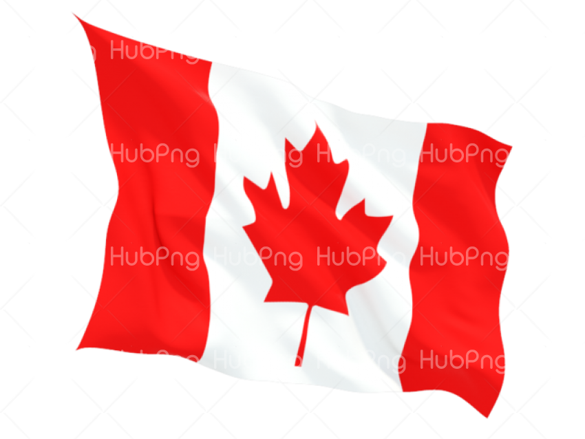 canada flag png hd Transparent Background Image for Free
