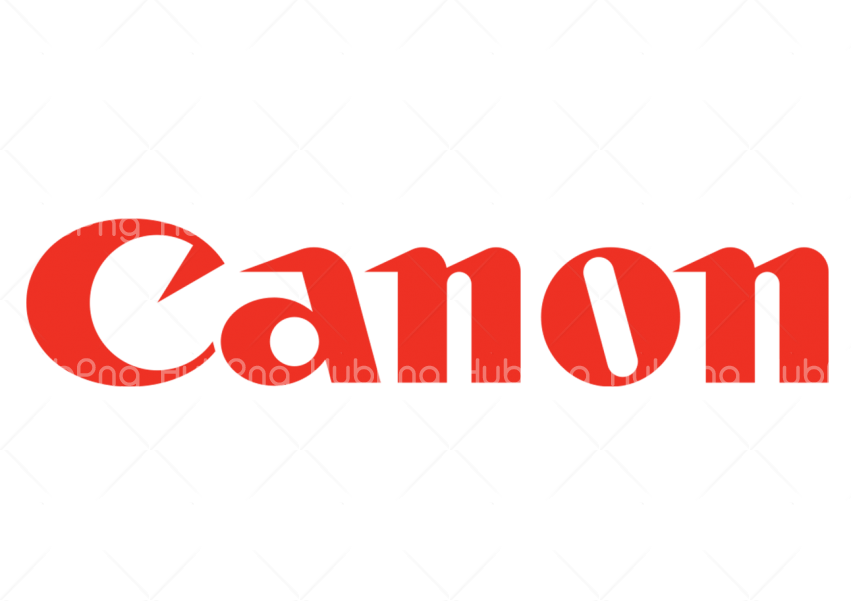 canon logo png Transparent Background Image for Free