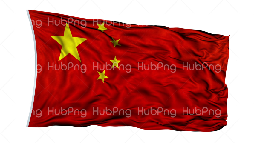 china flag hd png Transparent Background Image for Free