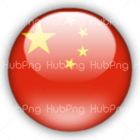 china flag png hd Transparent Background Image for Free