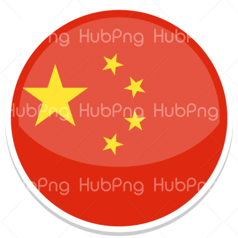 china flag PNG HD clipart img Transparent Background Image for Free