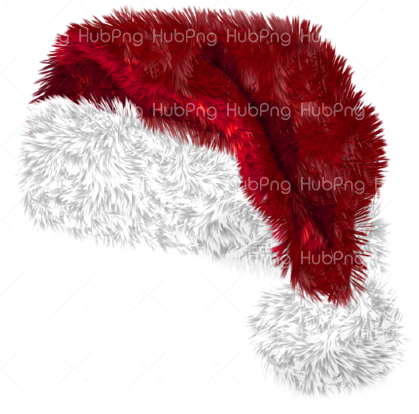 Christmas Elf santa Hats png clipart Transparent Background Image for Free