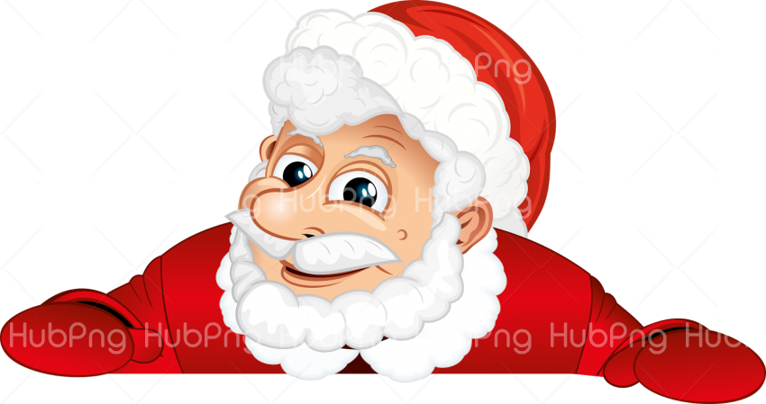 christmas santa claus png Transparent Background Image for Free