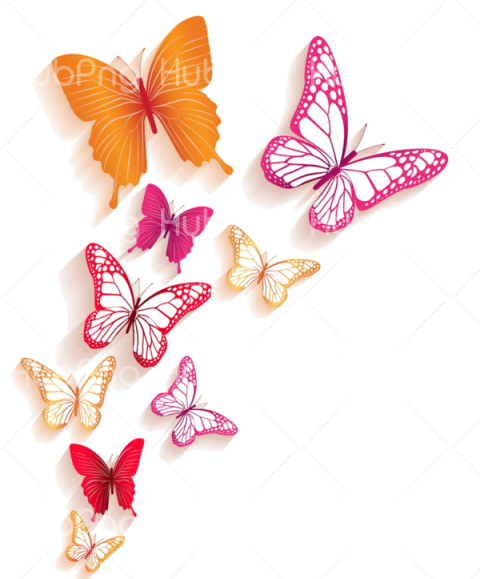 clipart butterfly png Transparent Background Image for Free