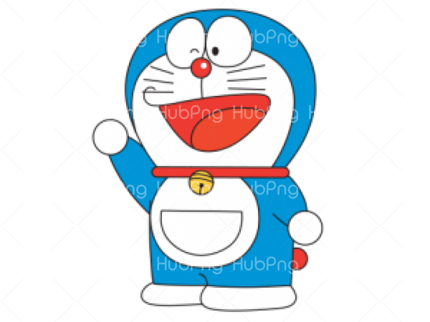 clipart doraemon png Transparent Background Image for Free