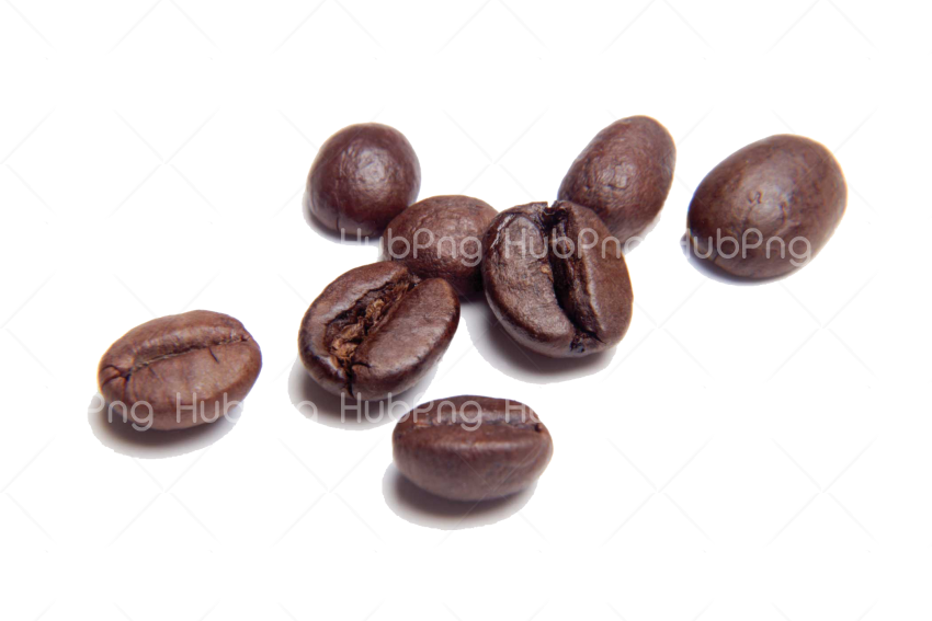 Coffee Beans PNG Transparent Background Image for Free