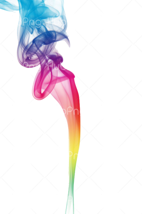 color smoke png hd clipart Transparent Background Image for Free