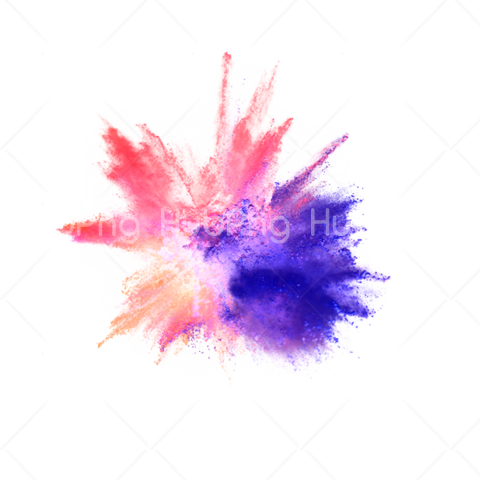 colorful explosion png Transparent Background Image for Free