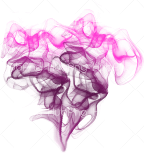 colorful smoke png Transparent Background Image for Free