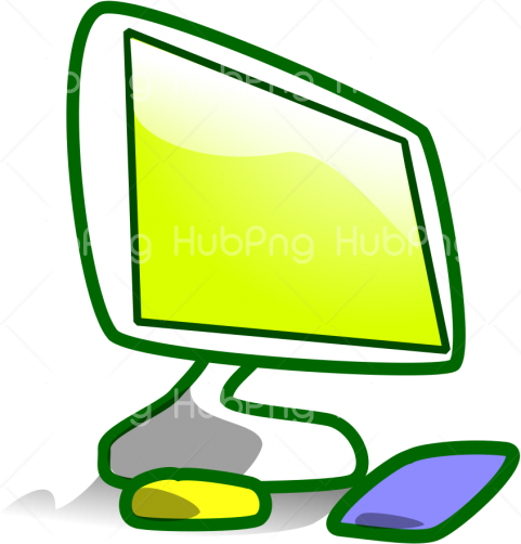 computer png , computadora clipart Transparent Background Image for Free