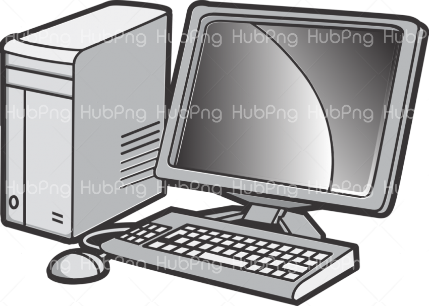computer png , ordinateur clipart Transparent Background Image for Free