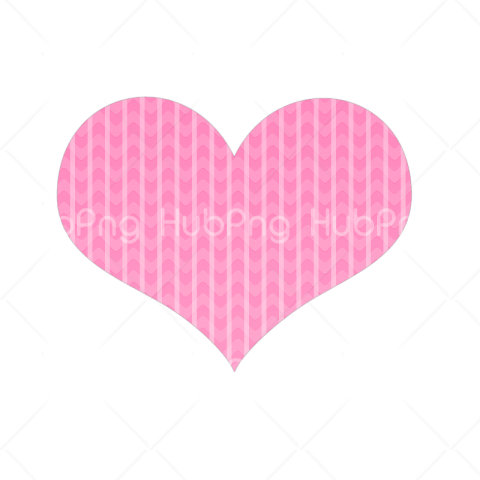 corazon png pink Transparent Background Image for Free