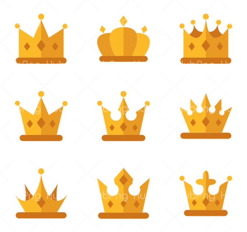 crown clipart PNG Transparent Background Image for Free