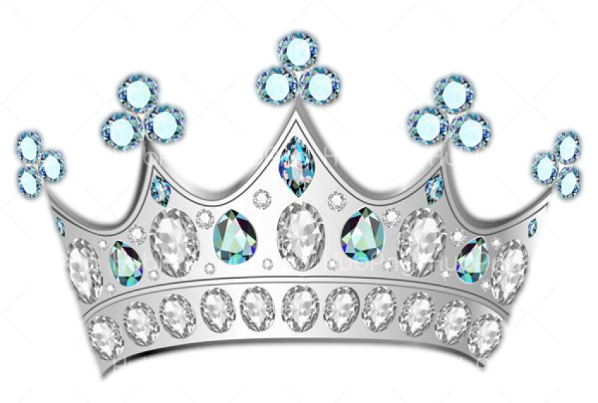 Crown Png Silver Transparent Background Image for Free