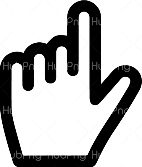 cursor png vector hand Mauszeiger Transparent Background Image for Free