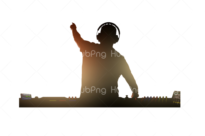dj png hd Transparent Background Image for Free