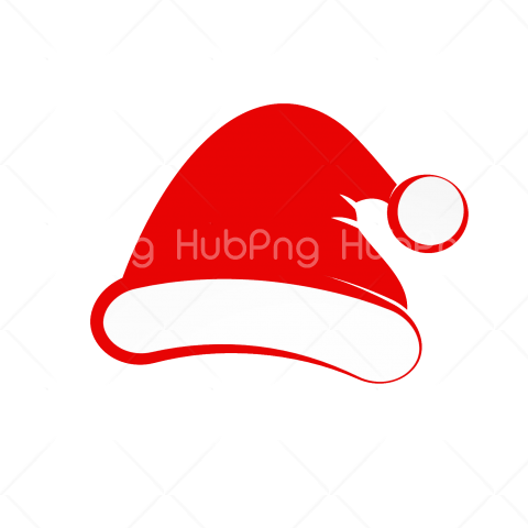 clipart santa hat cartoon png  papa noel Transparent Background Image for Free