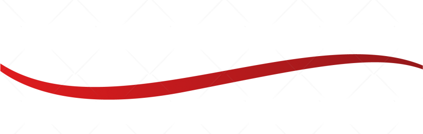 faixas png red line Transparent Background Image for Free